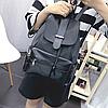 Стильный нейлоновый рюкзак, фото 2