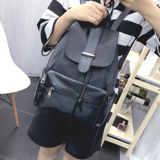 Стильный нейлоновый рюкзак