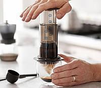 Ручная кофеварка AeroPress для кофе (Аэропресс)