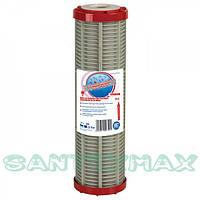 Картридж многоразового использования с сеткой из нерж.стали Aquafilter FCPHH20M