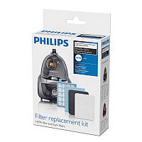 Набор сменных фильтров для пылесоса PowerPro Active Philips FC8058/01, фото 1