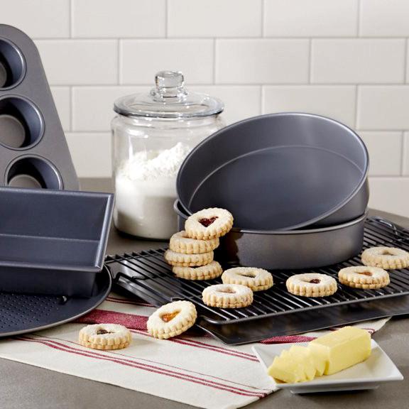 Посуда и формы для выпечки и запекания