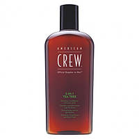Средство 3 в 1 для ухода за волосами и телом чайное дерево 450 мл, American Crew