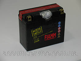 Акумулятор FIAMM Motorenergy AGM FT12B-BS
