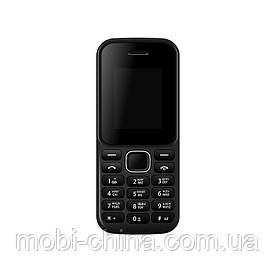Телефон Bravis F242 Dialog Dual sim Black