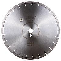 Круг алмазный Distar Green Concrete 350 мм сегментный диск по армированному и свежему бетону, Дистар