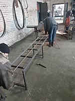 Стол рольганговый