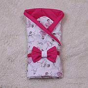 Демисезонные конверты, одеяла для новорожденных