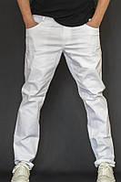 Джинсы мужские сереневый оттенок