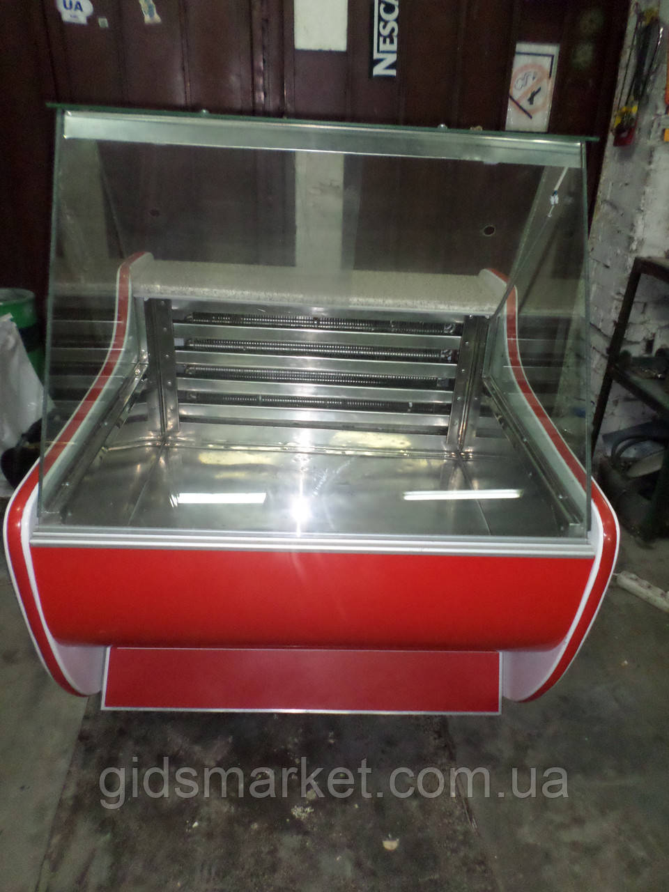 Морозильная витрина 1м. JBG б у Прилавок морозильный бу
