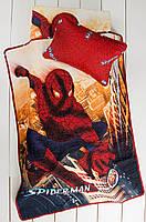 Покрывало Shining Star Spiderman сатин 150*200 подростковое