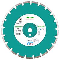 Круг алмазный Distar 1A1RSS/C1 Technic SS65H 350 мм сегментный диск по бетону, кирпичу и тротуарной плитке