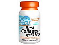 Best Collagen Types 1 3 500 mg 240 caps