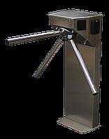 CENTURION Турникет - трипод сервоприводный с электромеханической антипаникой, нержавеющая сталь ШЛИФОВАННЫЙ.