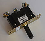 Вимикач - тумблер ПТ-18-25-2312-30УЗ (аналог ПП-45М)