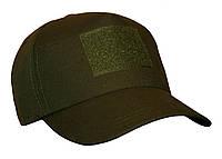 Тактическая кепка-бейсболка пятиклинка хаки размер L