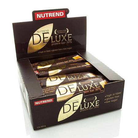 Nutrend Deluxe protein bar 12x60g