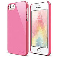 Чехол-накладка ELAGO iPhone 5 - Slim Fit 2 Glossy (Hot Pink)