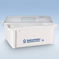 Ванна на 5 л. для дезинфекции, стерилизации, и предстерилизационной очистки инструментария (БОДЕ)