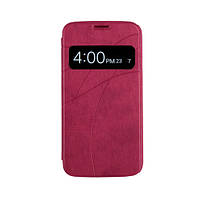 Чохол-книжка для Oscar Samsung I9150/I9152 Galaxy Mega 5.8 Duos пластик Oscar 3 Book Cover Touch Series Pink