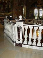Колонны и балюстрады (балясины и перила)