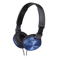 Навушники накладні Sony MDR-ZX310 Blue