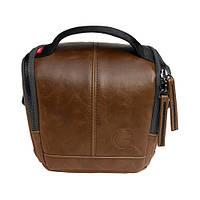 Сумка ультразум Golla CAM BAG S G1362 Izzi PVC/polyester Brown
