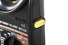 Токоизмерительные клещи мультиметр DT 266 F, фото 3