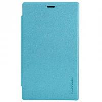 Чохол-книжка для Nillkin Nokia X2 Sparkle Series Blue