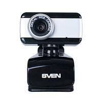 Веб-камера 0.3 Мп з мікрофоном Sven IC-320 Black