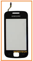 Сенсор (тачскрин) Samsung GT-S5660 Galaxy Gio Black Orig