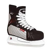 Коньки хоккейные Tempish Vancouver черные, размеры 40, 41