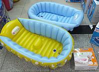 Надувний басейн  90*55*25см.
