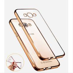 Силиконовый чехол Samsung Galaxy J5 J500H, G100.1