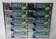Мятная жвачка X Fresh 10 подушечек Турция