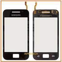 Сенсор (тачскрин) Samsung GT-S5830 Galaxy Ace Black Original