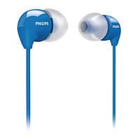 Навушники вакуумні Philips SHE3590/10 Blue