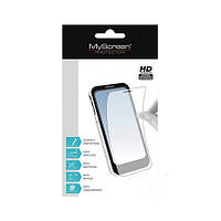 Захисна плівка MyScreen Samsung J100H Galaxy J1 Crystal antiBacterial Matte