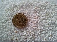 Мраморная крошка белая Nigtas М6 (2,0 -2.5 мм) 2 кг