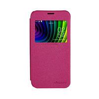 Чохол-книжка для Nillkin Samsung G800 Galaxy S5 mini Sparkle Series Red