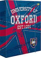 """491279 Папка для тетрадей картоная В5 """"Oxford """""""