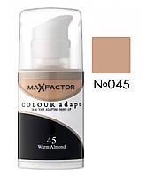 Тональный крем Max Factor Color Adapt №45 (оригинал)