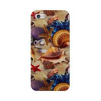 Накладка Endorphone iPhone 5/5s Морские ракушки 2244c-18 Picture
