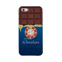 Накладка Endorphone iPhone 5/5s Шоколадка 1098c-18 Picture