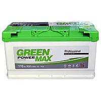 Аккумулятор 100 АзЕ 6СТ (0) Green Power Евро