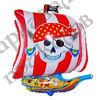 Шарик (60см) Пираты