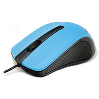 Мишка USB класична Gembird MUS-101 Blue