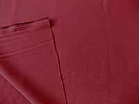 Костюмка вискозная Лиза (бордовый) (арт. 06294) отрез 0,6 м