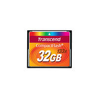 Карта пам'яті Compact Flash Transcend TS32GCF133 Deeppink