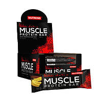 Nutrend Muscle Protein bar 24x55g